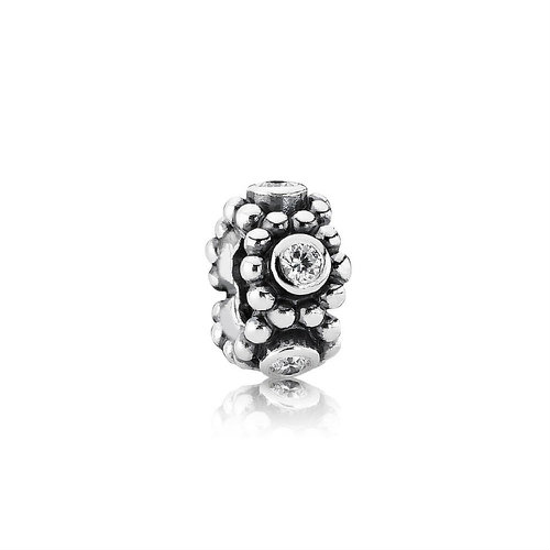 2018 Pandora The Circle Game Spacer 791122CZ