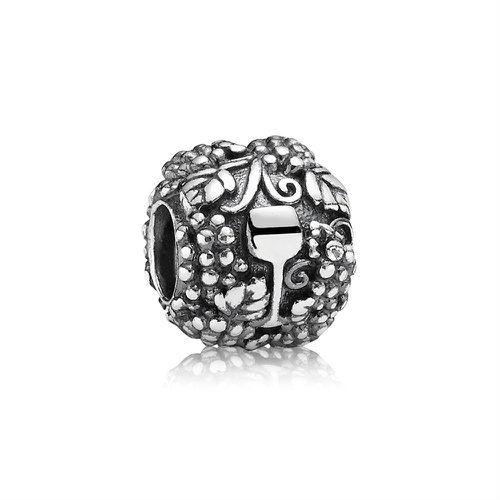 2018 Pandora Wine & grapes Charm 791222